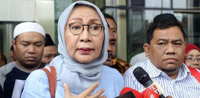 Ratna Sarumpaet: Dear Neno, Aku Mohon Mengalahlah!