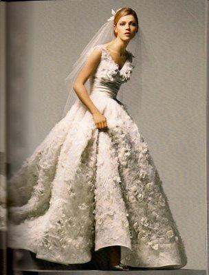 Oscar De La Renta Wedding Dresses.Oscar De La Renta Wedding Dresses Collection