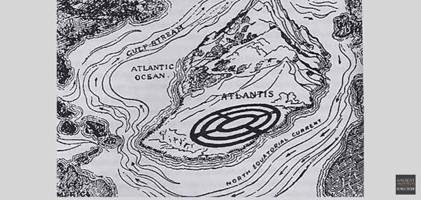 Società Hig-Tech afferma di aver trovato la vera Atlantide.