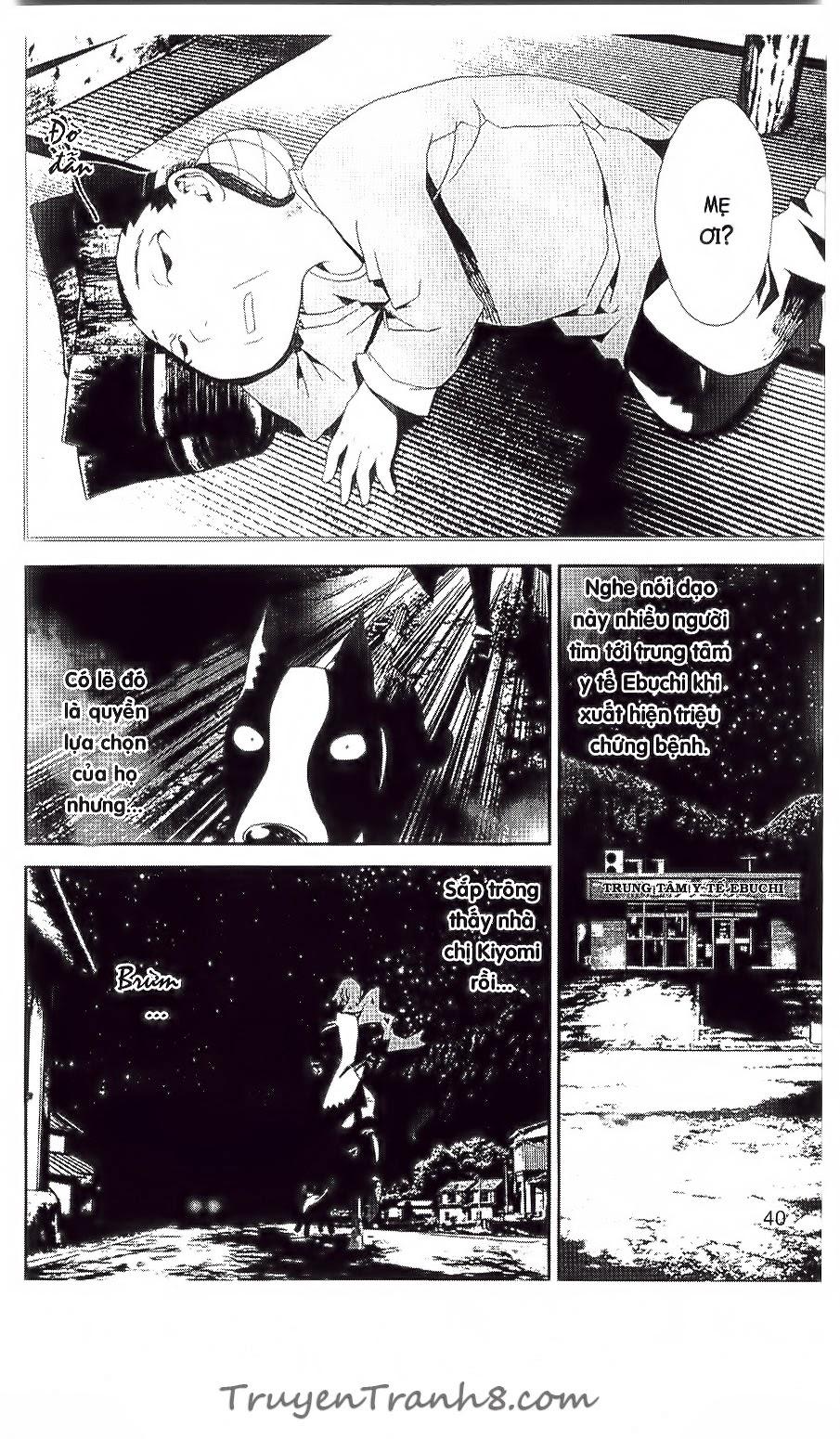 Shiki chapter 27 trang 40
