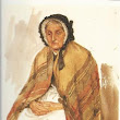 Allingham's Old Worn Woman