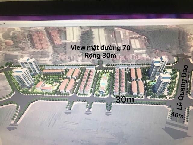 Phối cảnh dự án FLC Premier Park