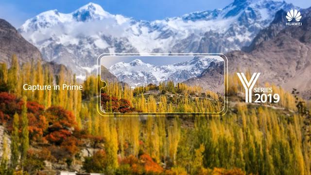 Huawei is Bringing Its Y Series 2019 to Pakistan