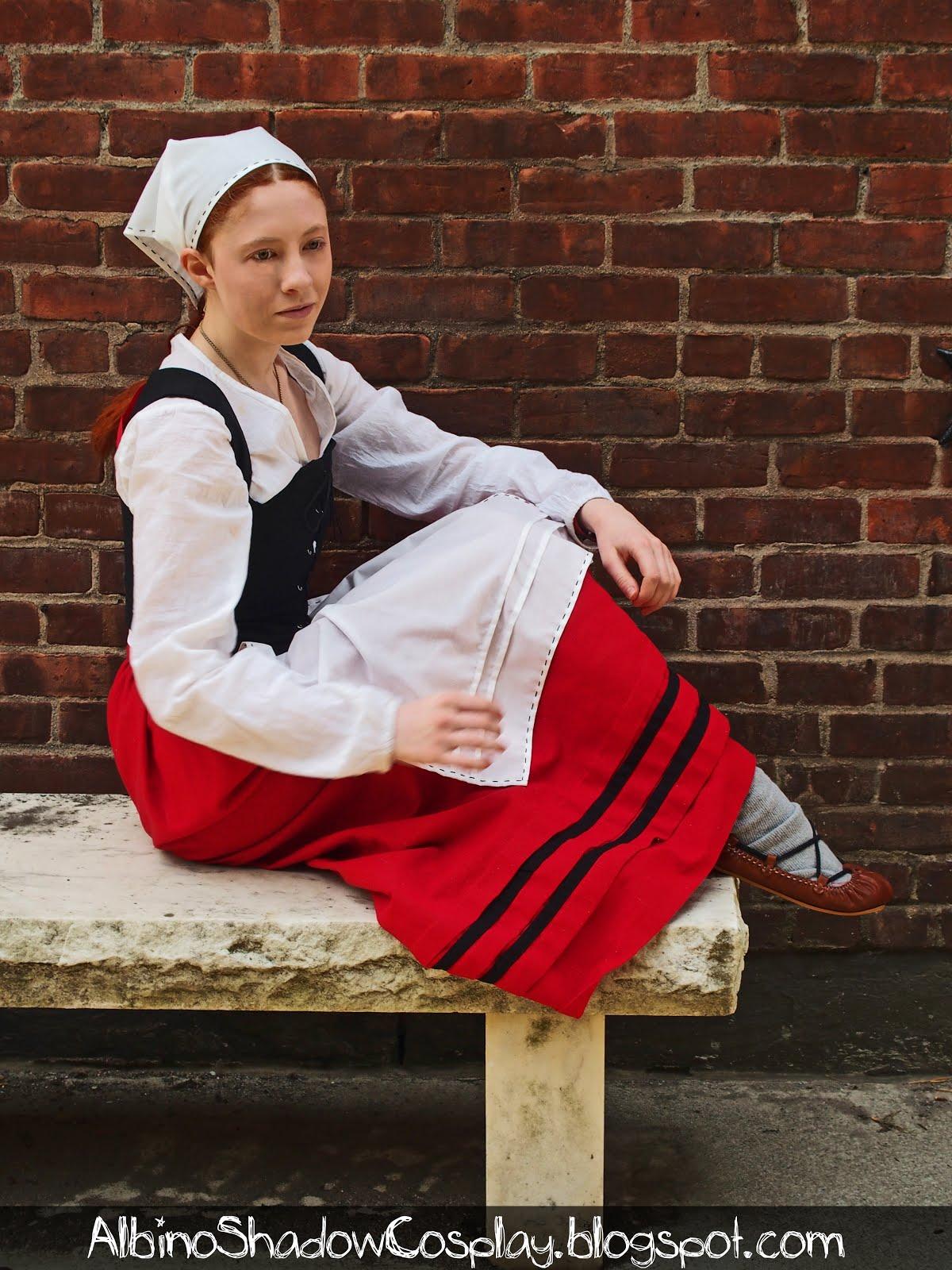 Albinoshadow Cosplay: Basque Dance Costume Photo Gallery