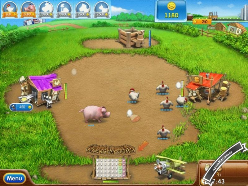 Farm Frenzy 4 Full Version For Pc free download