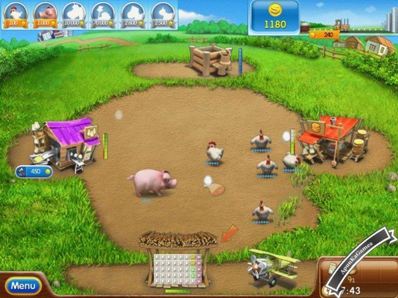 Free Downloadable Farm Games