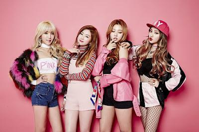 yakni girlband gres yang debut dibawah label  Biodata Girlband 4TEN