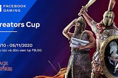 Thông báo khai hội Facebook Gaming Creators Cup 2020!