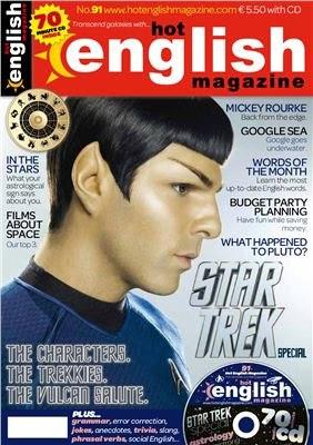 Hot English Magazine - Number 91