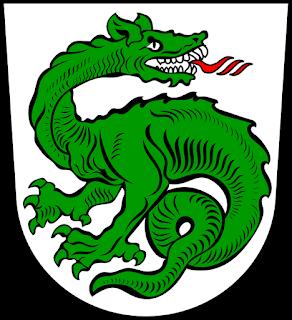 Dragon de Martignas  DEU_Wurmannsquick_COA