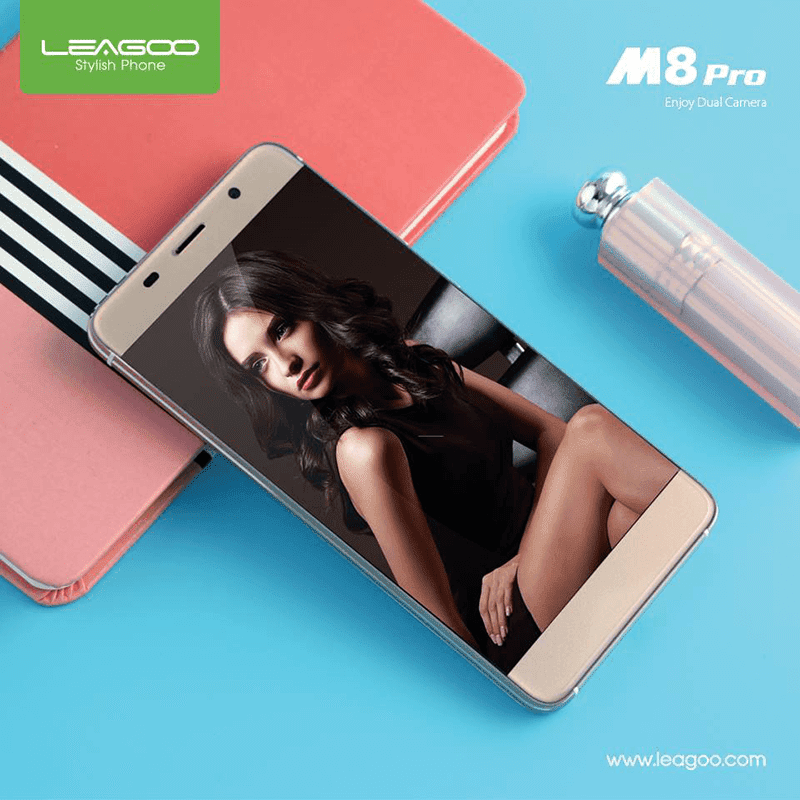 Leagoo M8 Pro With Dual Cam Will Launch In PH Soon?