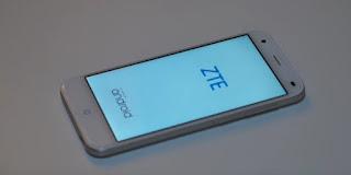 Unboxing ZTE Blade S6