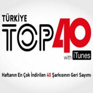 iTunes En Çok Dinlenen Top 40 Listesi Türkiye Full İndir 2017