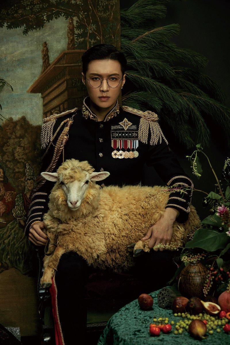 Lay 張藝興 - Sheep 羊 Lyrics 歌詞 with Pinyin - Musicacrossasia