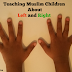 Teaching About the Right and Left Hands/Side in Islam