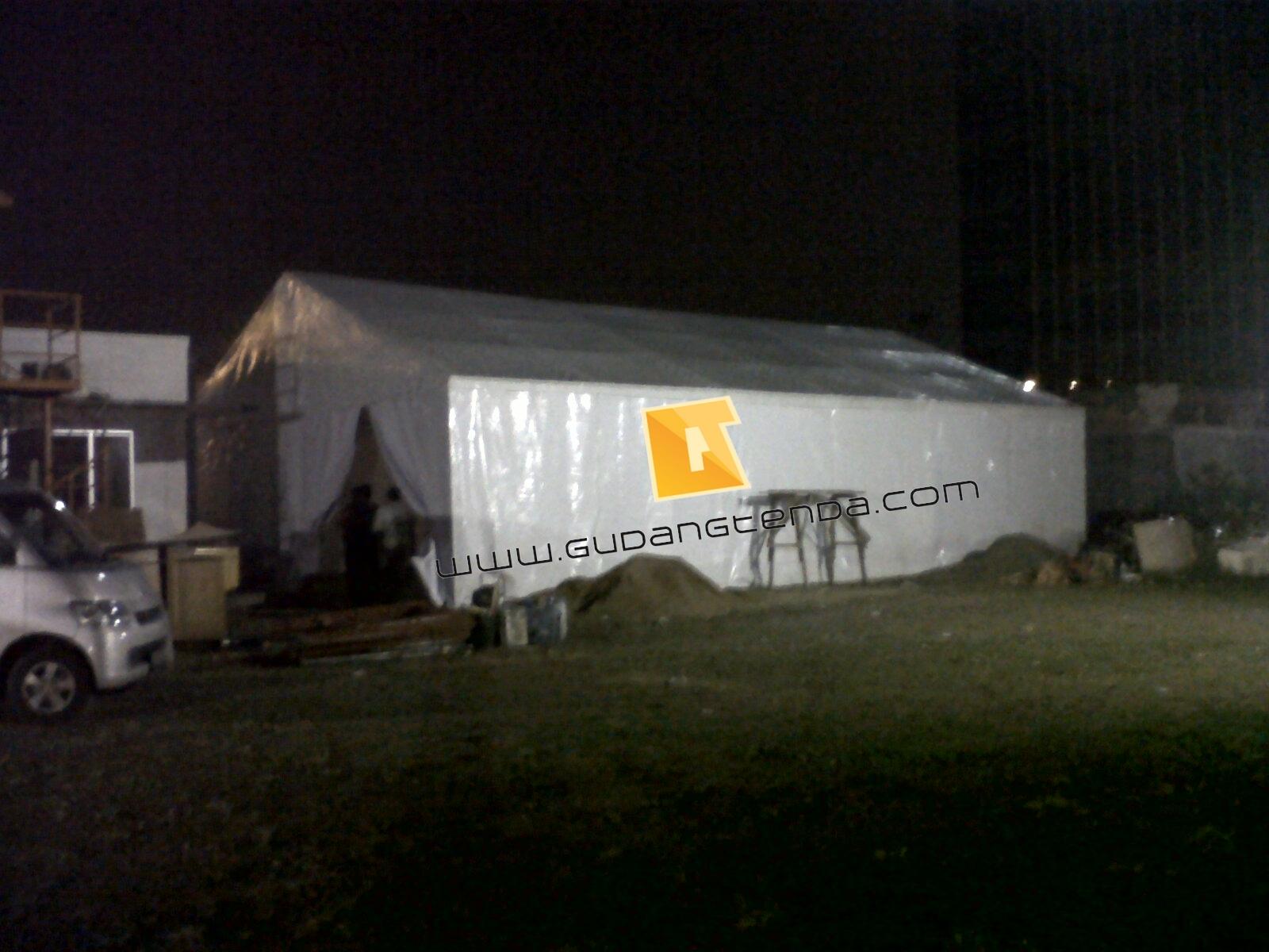 Tenda Roder Untuk penggunaan umum, cepat pengerjaan dan mewah