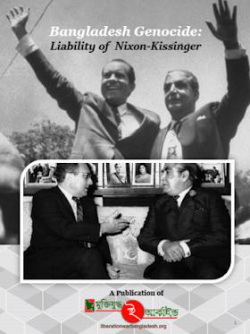 Bangladesh Genocide - Liability of Nixon-Kissinger