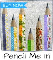 pencil me in mini quilt pattern