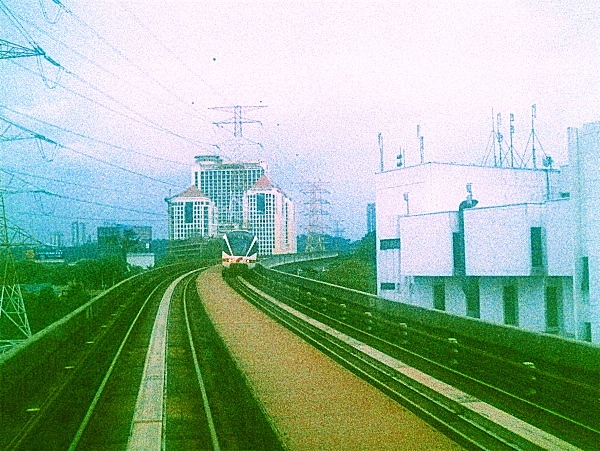 Down the LRT Line, Olympus Pen EE-S #II 01