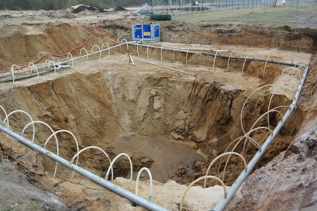 best dewatering method for mass excavation