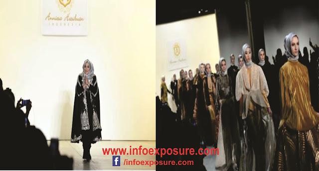Anniesa Hasibuan New York Hijab collections