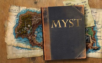 Fondo de escritorio Myst
