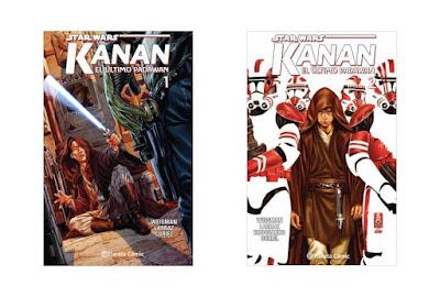 Reseña Star Wars Kanan el último padawan