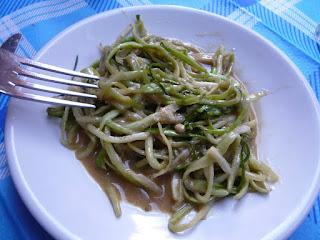 puntarelle 1 - Puntarella, verdura do outono em Roma