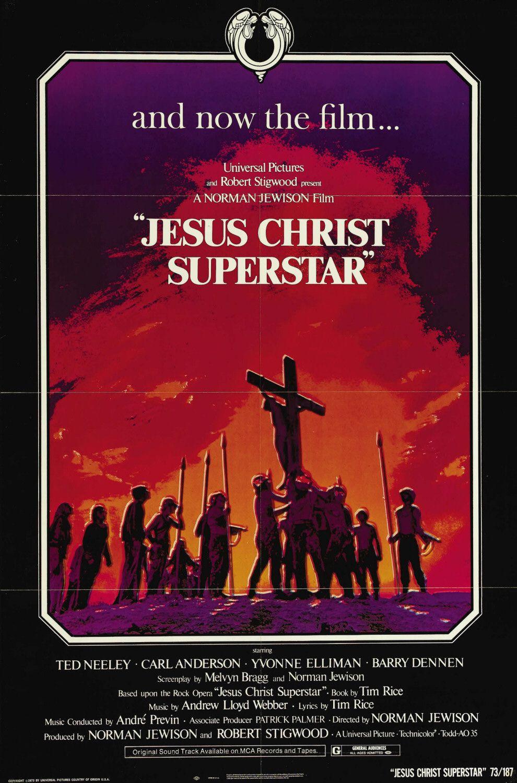 "NBC'S ""JESUS CHRIST SUPERSTAR"" IS FINE"