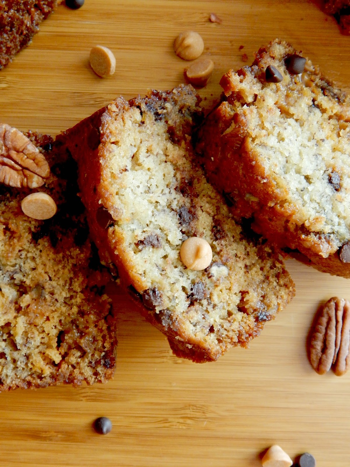 Allys sweet and savory eats junk in the trunk banana bread my food blogging journey i stumbled upon a banana bread recipe and tweaked it my own since that defining moment ive made it a hundred times and have forumfinder Choice Image