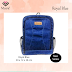 "Tas Muira Men ""Royal Blue"""
