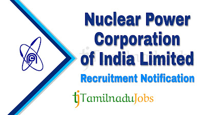 NPCIL Recruitment notification of 2019, govt jobs for ITI,