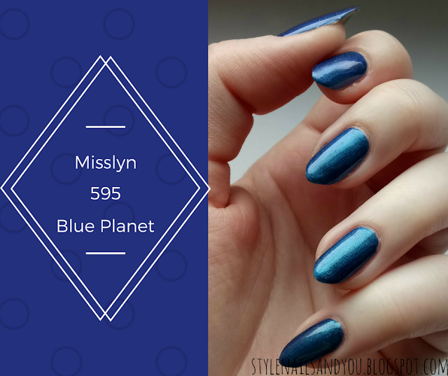 Misslyn 595 Blue Planet
