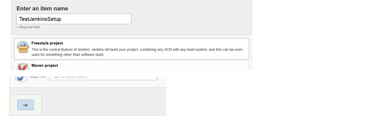 Hook up scm change notification to jenkins