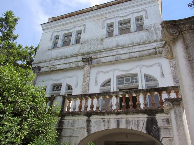 Villa Jovis in Capri