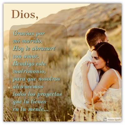 Oración por mi Matrimonio - Con la Bendición de Dios para las Parejas