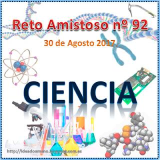RETO AMISTOSO #92