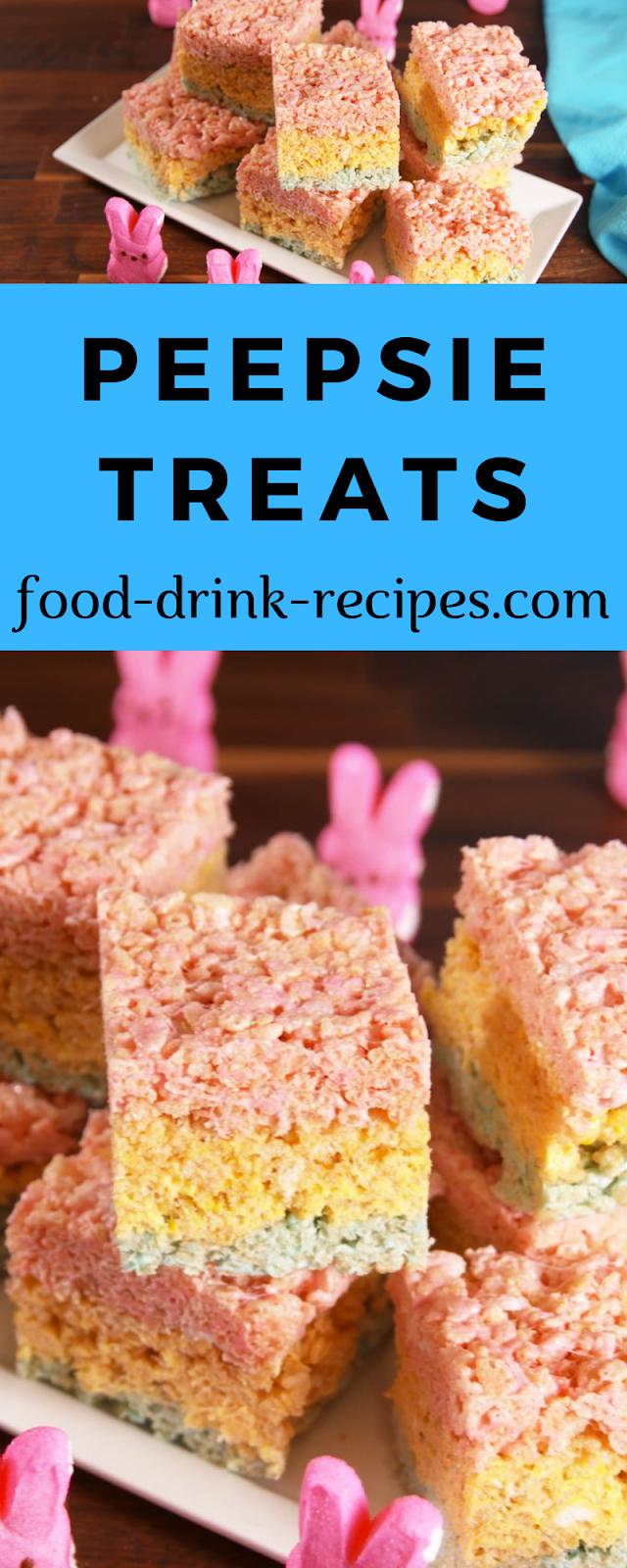 Peepsie Treats - food-drink-recipes.com