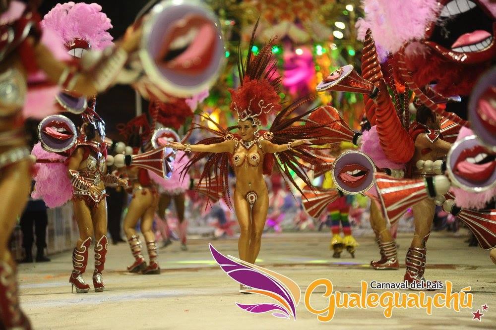 Carnaval de Gualeguaychu 2016