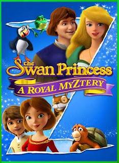La Princesa Cisne: Un misterio real (2018) | DVDRip Latino HD GDrive 1 Link
