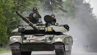 Tank T-84 Ukraina