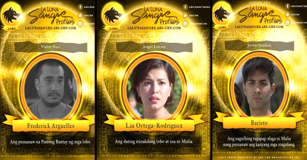 Meet The La Luna Sangre Werewolves And The Celebrity Behind Their Characters