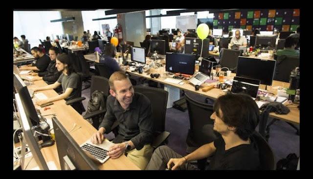 Empresa de tecnologia OLX oferta 37 vagas de emprego.