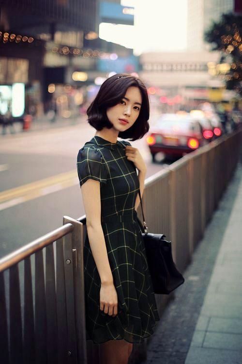 model baju korea ketiga