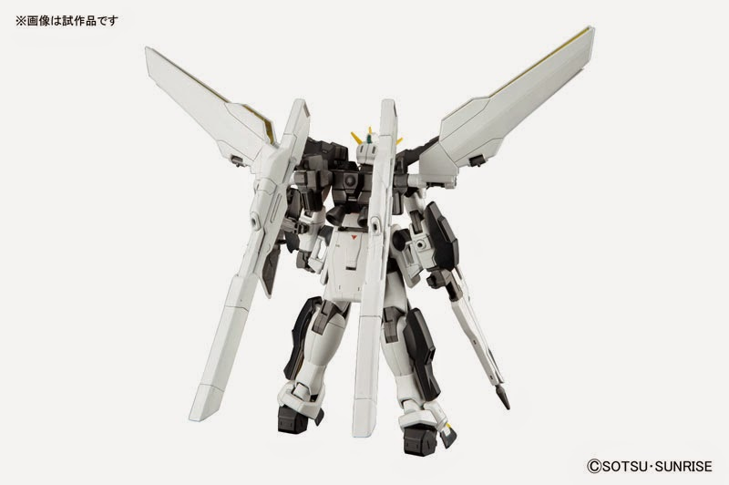 MG 1/100 Gundam Double X - Release Info, Box Art and Official Images