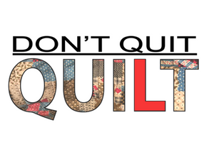 Quilt Market invites Billy Lowe to speak in Portland. Don't quit, Quilt!