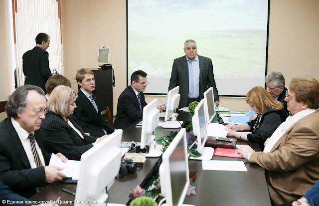 Союз животноводов России заседал в Аграрном колледже Сергиев Посад