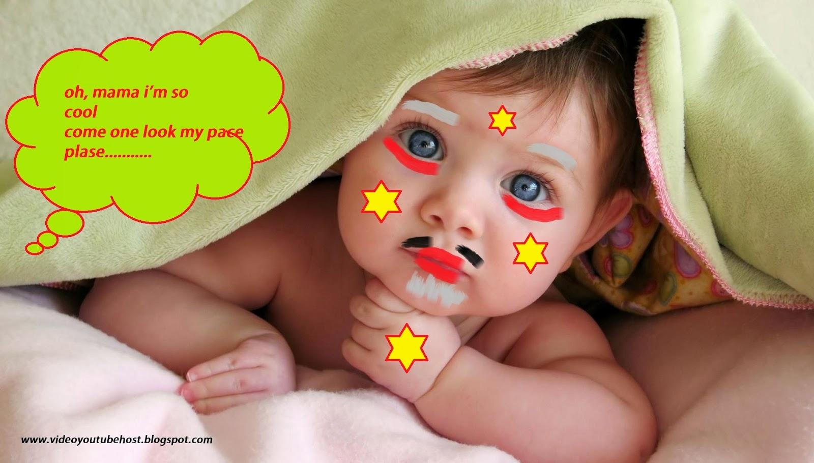 Kumpulan gambar bayi Lucu Imut  Funny and Cute baby images