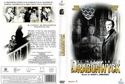 Carátula dvd: El castillo de Dragonwyck