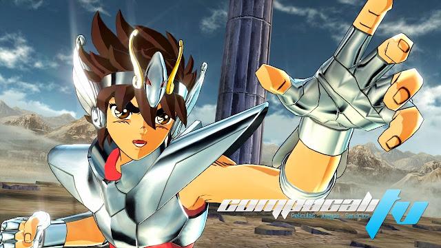 Saint Seiya Brave Soldiers PS3 Región Japon